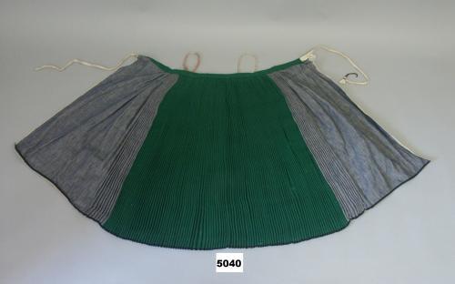 vlněná tkanina/zelená/NÚLK/5040_a