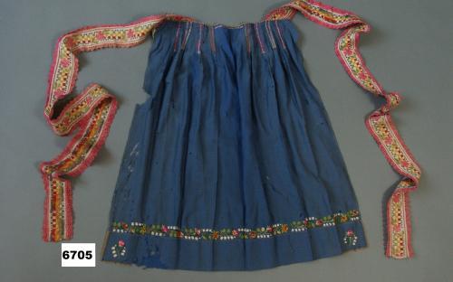 vlněná tkanina/modrá/NÚLK/6705_a
